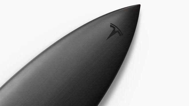 Tesla sörf tahtası