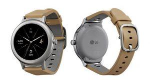 LG akıllı saat