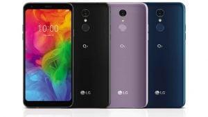 LG Q7+ Q7 Plus