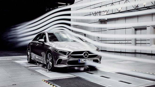 2019 Mercedes A-Serisi Sedan