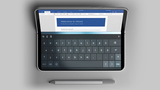 Microsoft Andromeda Surface Phone