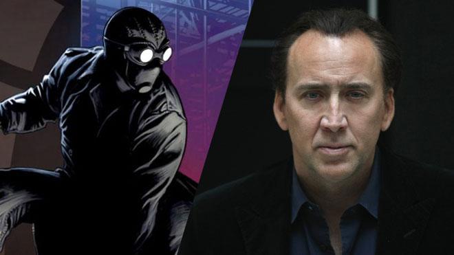 nicolas cage spider-man noir ile ilgili görsel sonucu