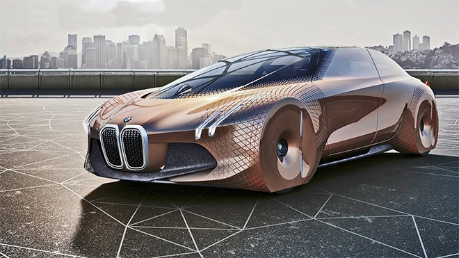 BMW Fossil