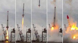 Interstellar Technologies roket MOMO-2e patladı