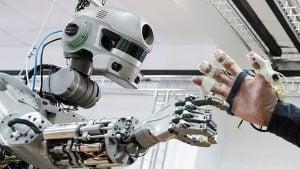 FEDOR robot uzay