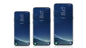 Samsung Galaxy S10 katlanabilir Galaxy X