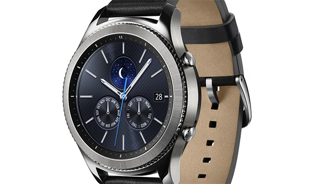 Samsung Galaxy Watch Gear S4