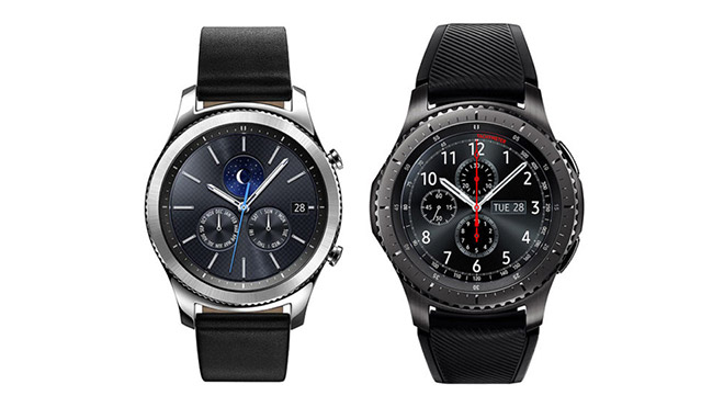 Samsung Gear S4 Galaxy Watch