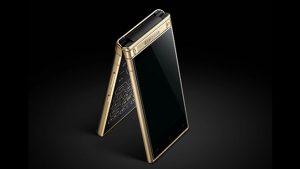 Samsung W2019 kapaklı akıllı telefon