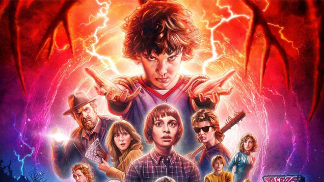 Netflix Stranger Things 3. sezon