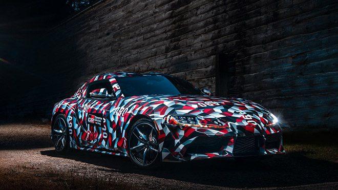 2018 Toyota Supra >> Resmen Dogrulandi 2019 Toyota Supra Bmw Motoruyla Gelecek Log
