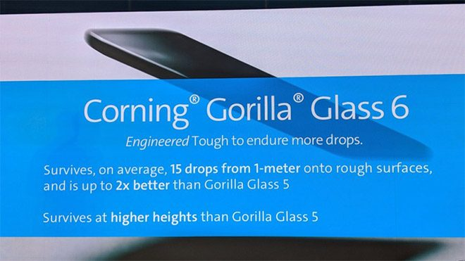 Gorilla Glass 6