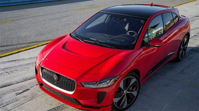 2019 Jaguar I-PACE HSE First Edition