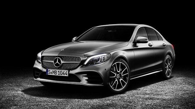 1 5 Litrelik Yeni Motor Secenegiyle 2019 Mercedes C Serisi