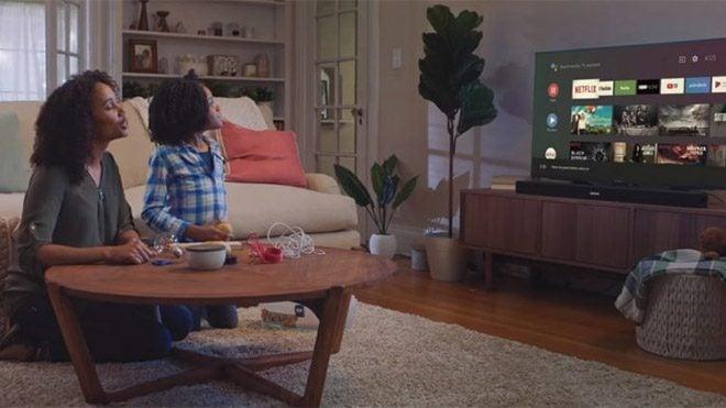 Google JBL Android TV Link Bar soundbar