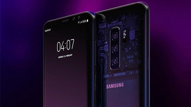 Samsung Galaxy S10 Galaxy S10+