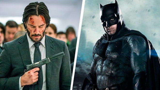 John Wick vs Batman