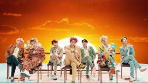 BTS Idol YouTube izlenme