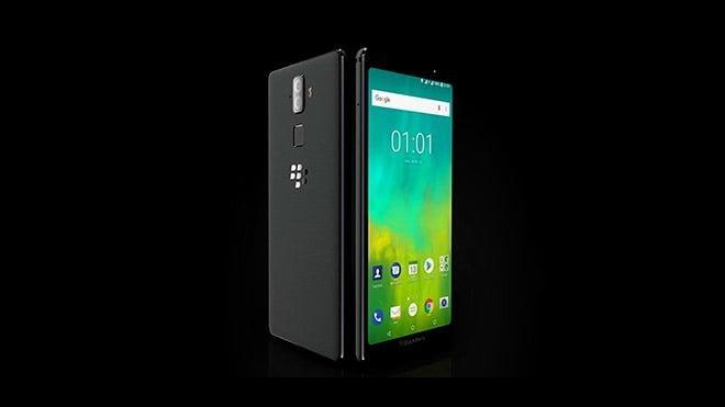 BlackBerry Evolve ve Evolve X