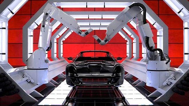 Dünyada Ilk Kez Ferrarinin Kullanacağı Boya Teknolojisi Hakkında