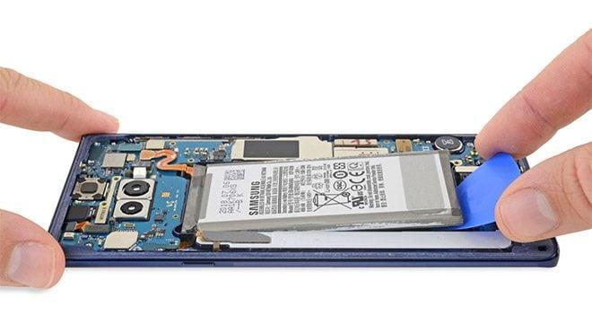 Samsung Galaxy Note 9 iFixit