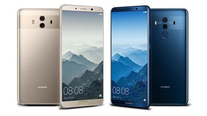 Huawei Mate 10 Mate 10 Pro P20 P20 Pro Night Shot