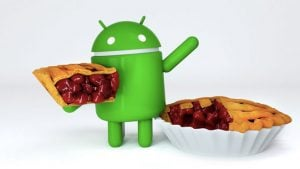 Sony Android 9.0 Pie