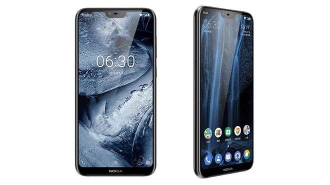 Nokia 6.1 Plus Nokia 5.1 Plus