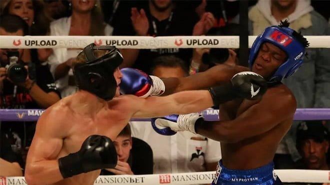 Logan Paul KSI boks maçı