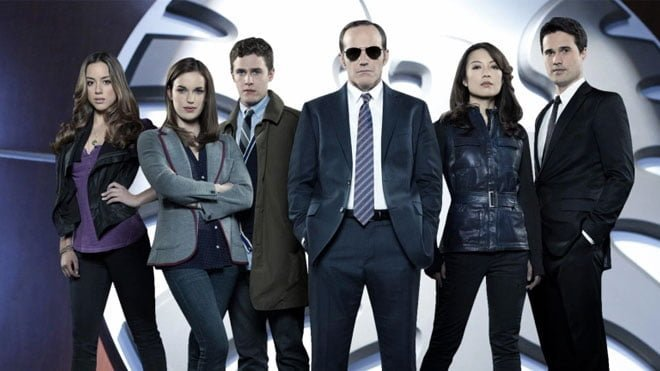 Marvel dizisi Agents of S.H.I.E.L.D.
