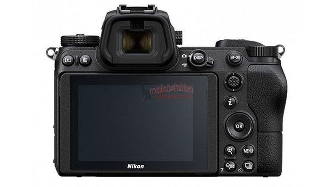 Nikon Z6 Nikon Z7