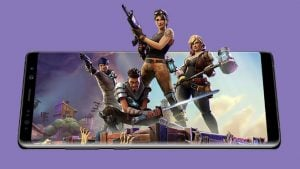 samsung galaxy note 9 fortnite