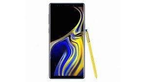 Samsung Galaxy Note 9 Galaxy Note 8 Galaxy S9+
