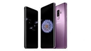 Samsung Galaxy S9 Galaxy S9+ Android 9.0 Pie