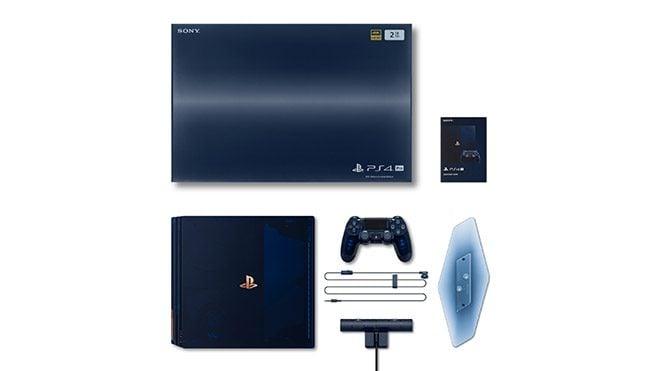 Sony PlayStation 4 Pro 500 milyon versiyon