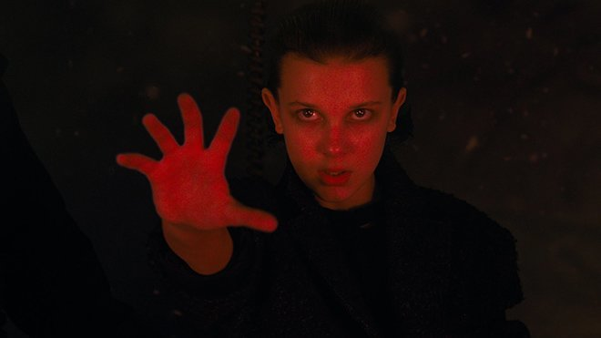 Stranger Things Millie Bobby Brown