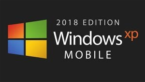Windows XP Mobile 2018 Edition