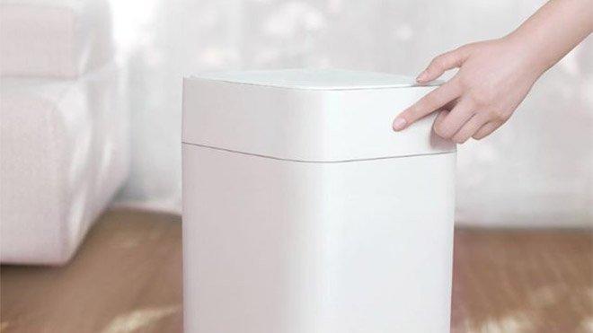 Xiaomi akıllı çöp kutusu