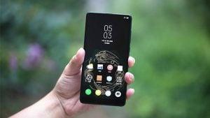 Xiaomi Mi MIX 2S Emerald Green