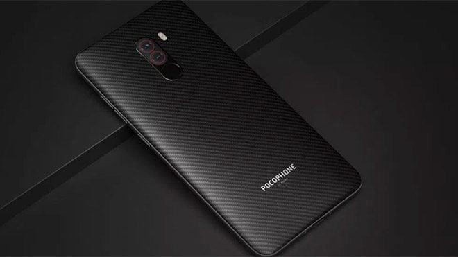 Xiaomi Poco F1 Pocophone F1