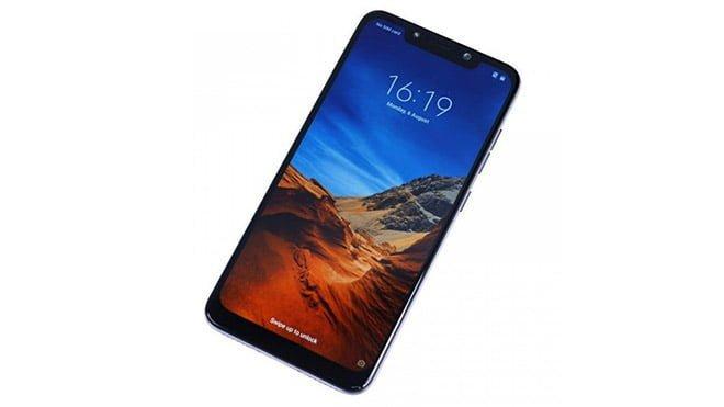 XiaomiPocophone F1