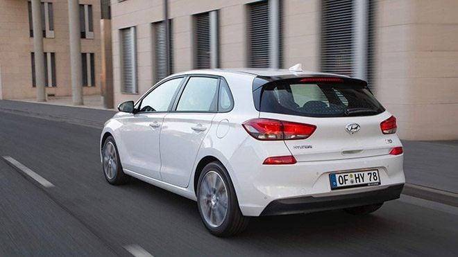 Beklenen Dizel Motoruyla Hyundai I30 Hatcback Ve Wagona 2019
