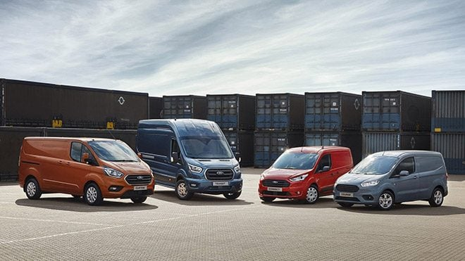 2019 Ford Transit