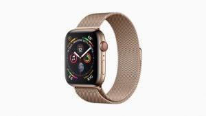 Apple Watch Series 4 Watch OS 5