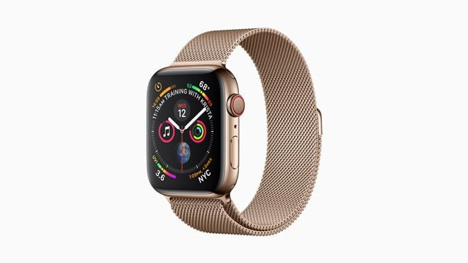 Apple Watch Series 4 Watch OS 5