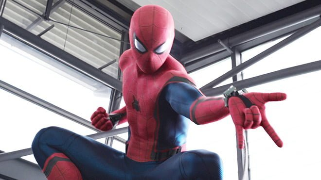 spider-man avengers 4