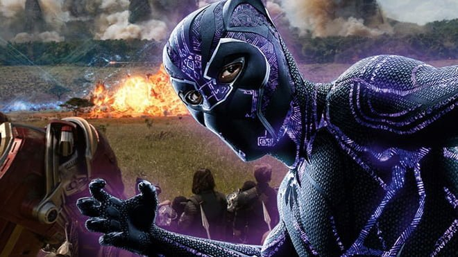 avengers 4 black panther