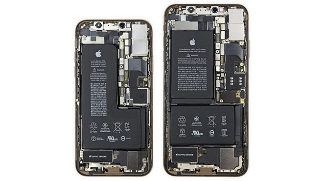 Apple iPhone Xs iPhone Xs Max iFixit