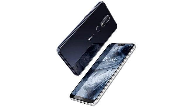 Nokia X7 Nokia 7.1 Plus