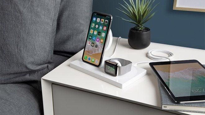 Apple Watch iPhone Belkin Boost Up